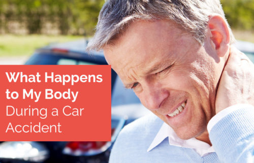 What Happens to My Body During a Car Accident
