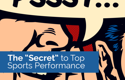 The Secret to Sports Performance